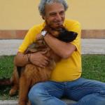 Immagine di Nova, Pastore Tedesco e Ignazio, famiglia affidataria